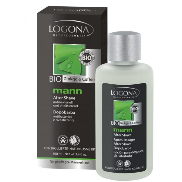 Logona Mann Aftershave