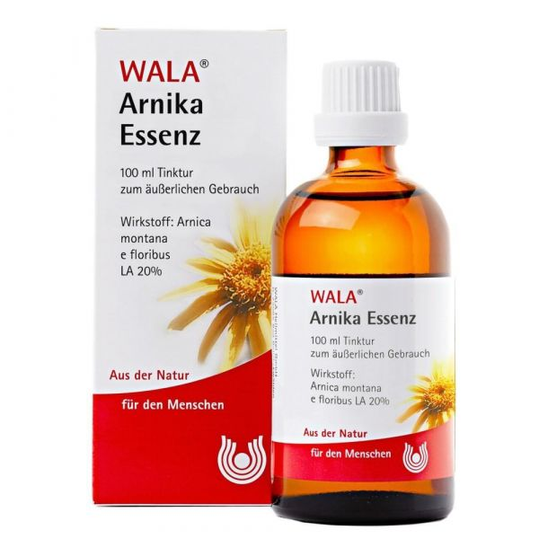 Wala Arnika Essenz Tinktur zum äußerlichen Gebrauch