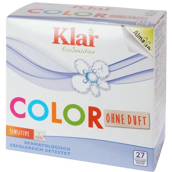 Klar Color Sensitive Waschmittel 1,375 Kg