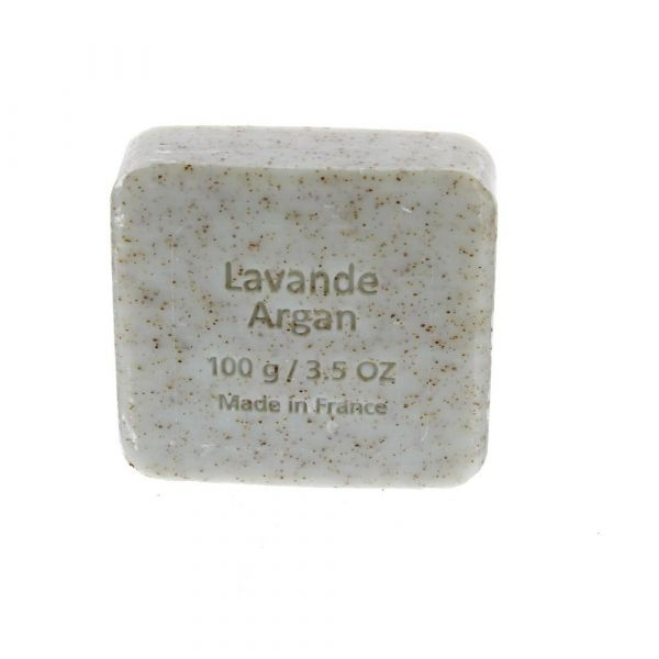 Savon Du Midi Lavendel Argan Seife