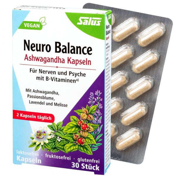 Salus Neuro Balance 90 Stück