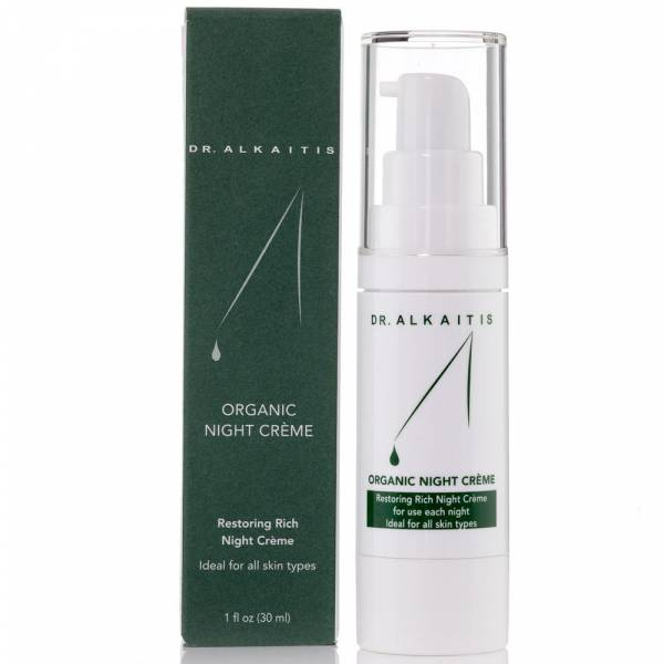 Dr. Alkaitis Organic Night Cream