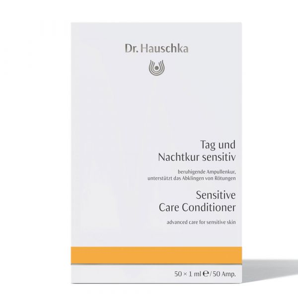 Dr. Hauschka Tag & Nachtkur Sensitiv Ampullen 50ml
