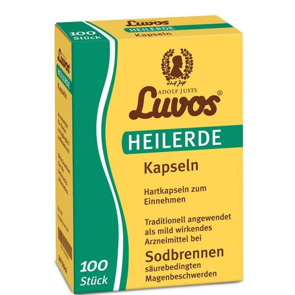 Luvos Heilerde Kapseln 100 Stück