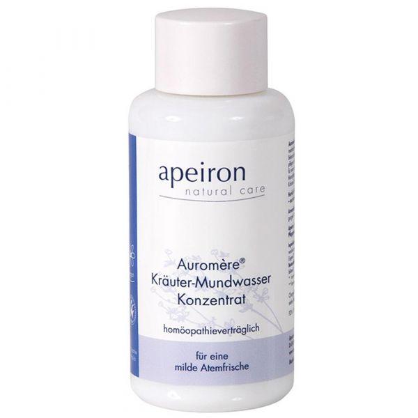 Apeiron Auromere Mundwasser Konzentrat