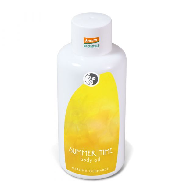 Martina Gebhardt Summer Time Body Oil 100ml