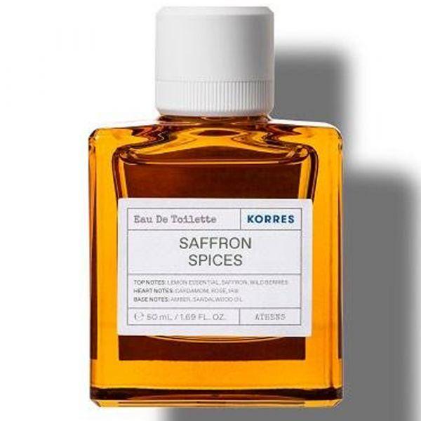 Korres SAFFRON SPICES EDT für Ihn