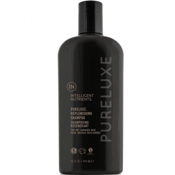 Intelligent Nutrients PureLuxe Replenishing Shampoo 444ml