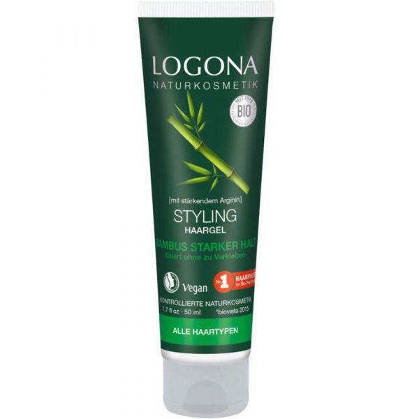 Logona Styling Haargel Bambus