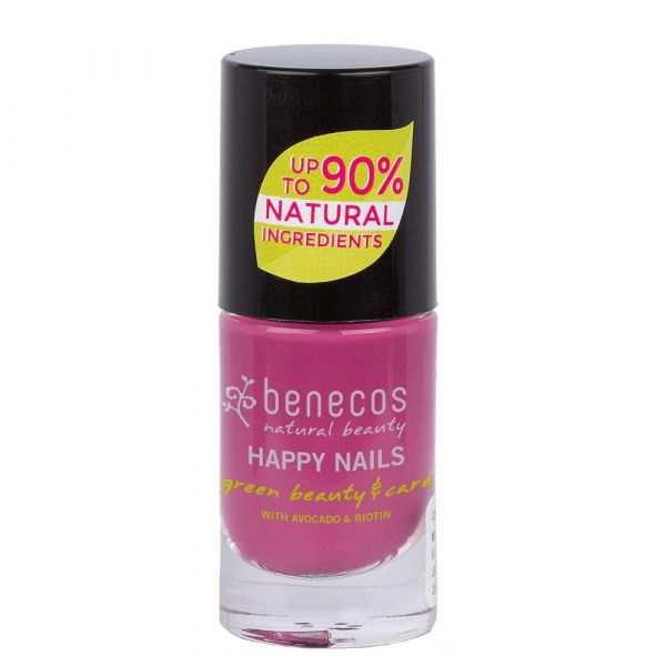 Benecos Nagellack Happy Nails my secret