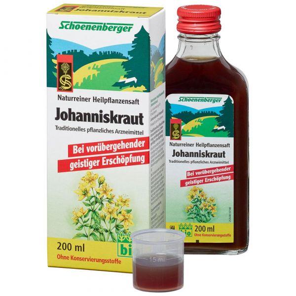 Schoenenberger Johanniskraut-Saft