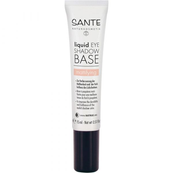 Sante liquid EYESHADOW BASE mattifying