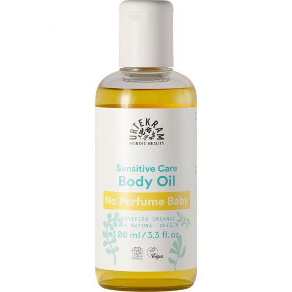Urtekram Baby Body Oil