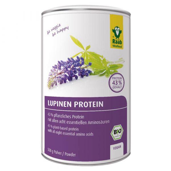 Raab Vitalfood Lupinen Protein Pulver 500g