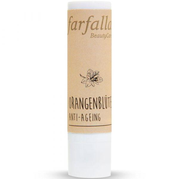 Farfalla Orangenblüte Anti-Ageing Zärtlicher Bio-Lippenbalsam 4g