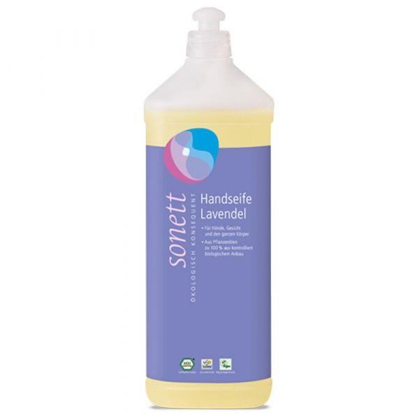Sonett Handseife Lavendel 1 Liter