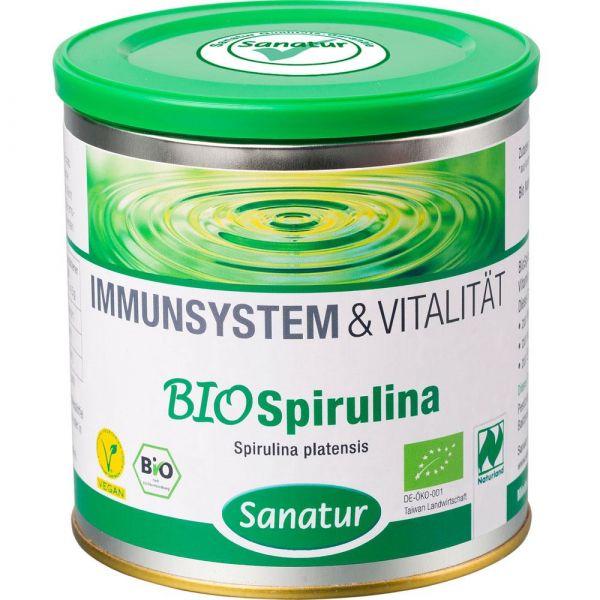 Sanatur Bio Spirulina Tabletten 1000 Stück