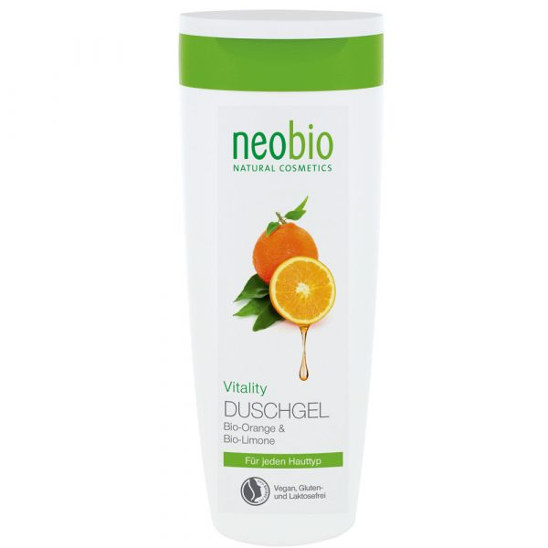 Neobio Duschgel Vitality