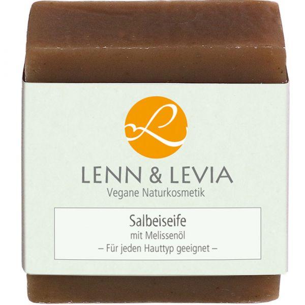 Lenn & Levia Salbeiseife mit Melissenöl