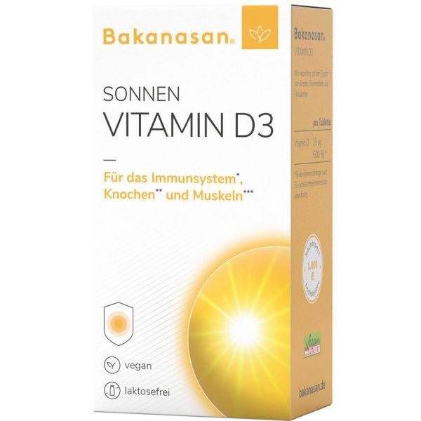 Bakanasan Vitamin D3