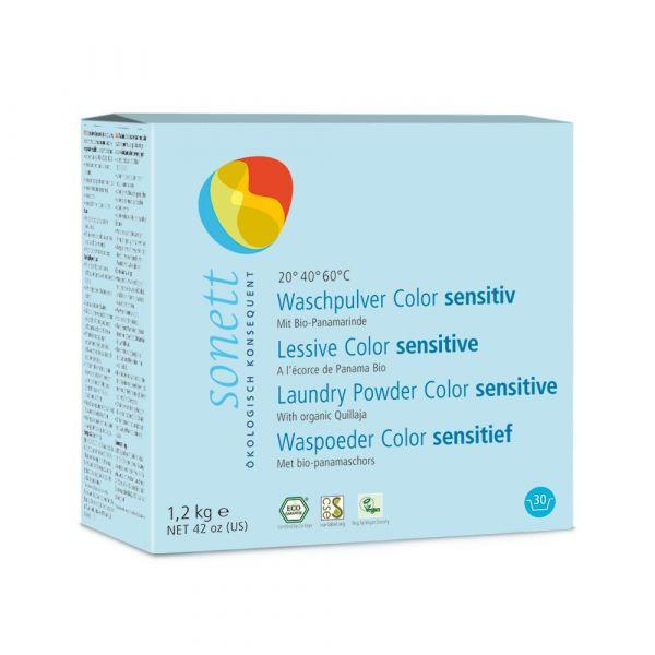 Sonett Waschpulver Color sensitiv