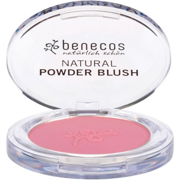 Benecos Compact Blush mallow rose