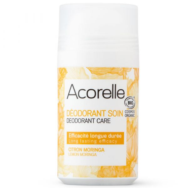 Acorelle DEO ROLL ON CARE Lemon Moringa