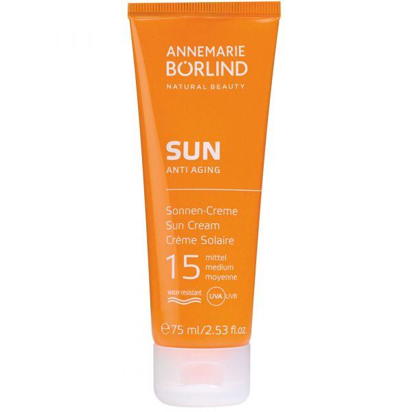 ANNEMARIE BÖRLIND Sonnen-Creme LSF 15