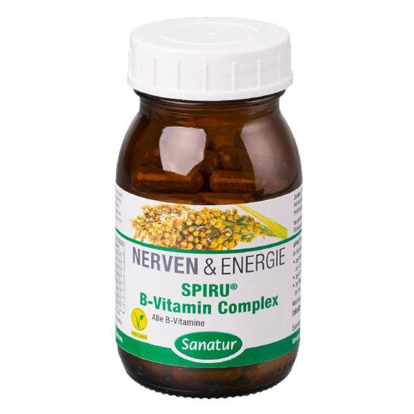 Sanatur Spiru B-Vitamin Complex