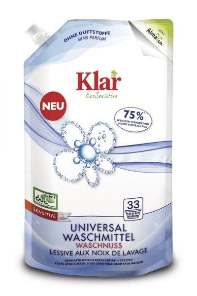 Klar Universal Waschmittel Waschnuss