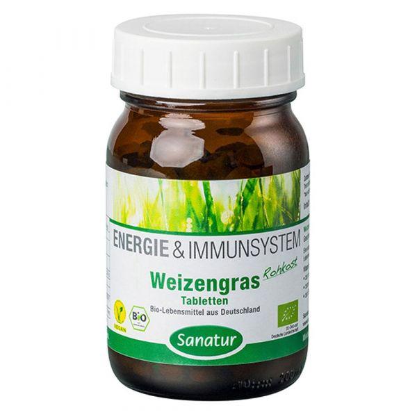 Sanatur Weizengras Tabletten 250 Stück