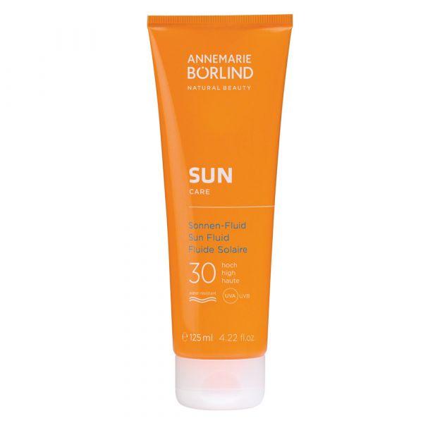 ANNEMARIE BÖRLIND SUN Sonnen-Fluid LSF 30