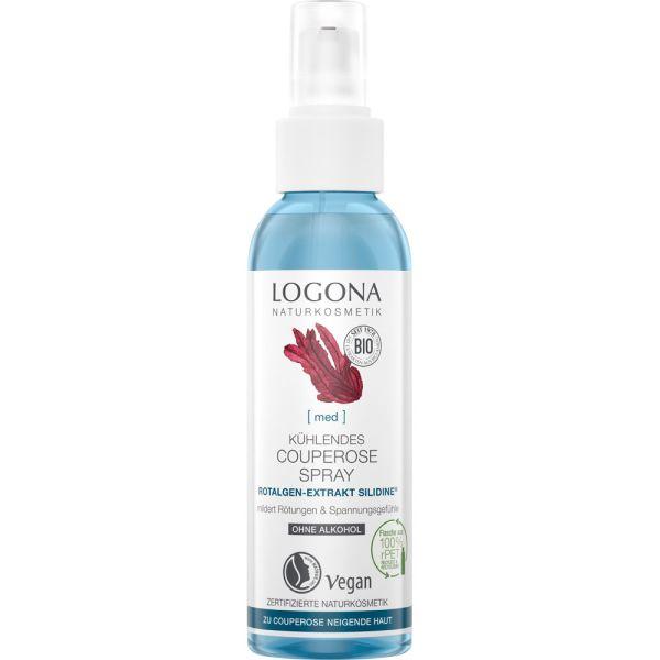 Logona Kühlendes Couperose Spray SILIDINE®
