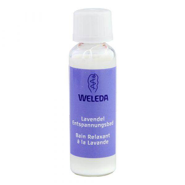 Weleda Lavendel Entspannungsbad 20ml