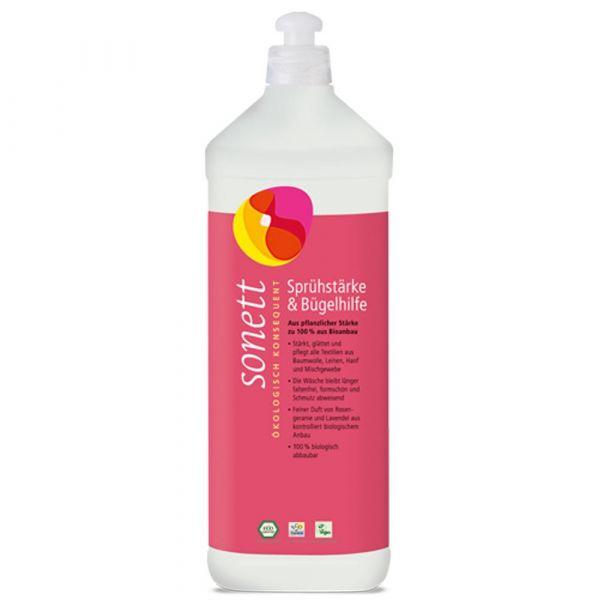 Sonett Sprühstärke und Bügelhilfe 1 Liter