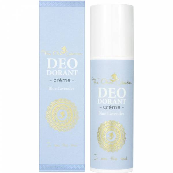 The Ohm Collection Deocreme Blue Lavender