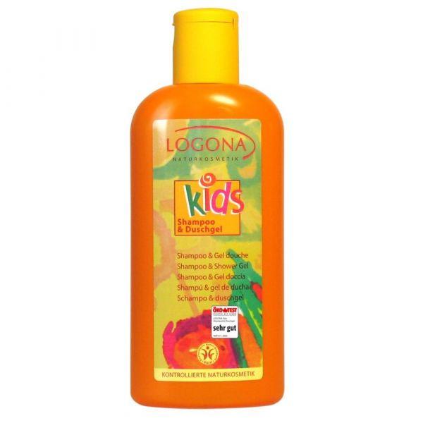 Logona Kids Shampoo & Duschgel