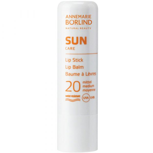 ANNEMARIE BÖRLIND Sun Lip-Stick LSF 20