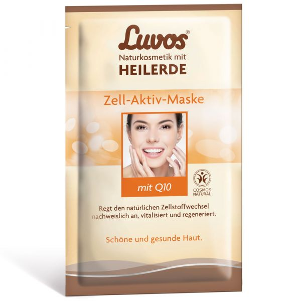 Luvos Zell-Aktiv-Maske