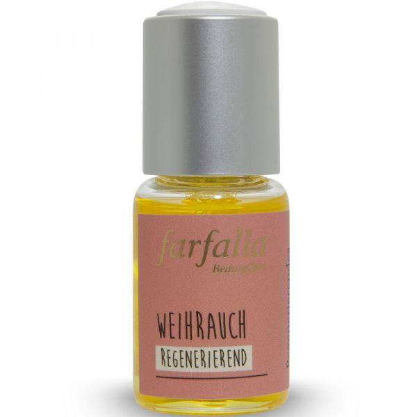 Farfalla Weihrauch regenerierendes Gesichtsöl 20ml regenerierend