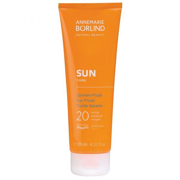 ANNEMARIE BÖRLIND SUN Sonnen-Fluid LSF 20