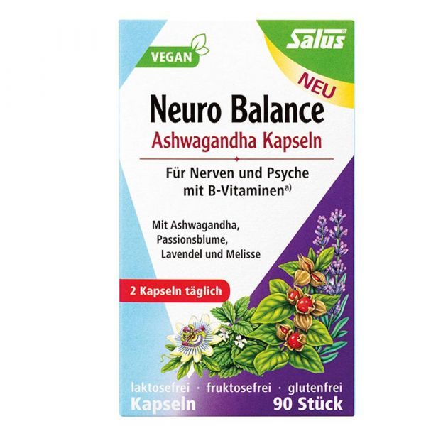 Salus Neuro Balance 30 Stück