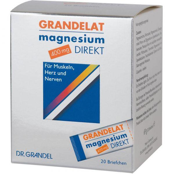 Dr. Grandel Grandelat Magnesium 400 direkt  20 Stück