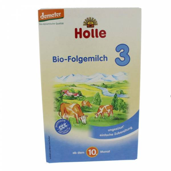 Holle Bio Folgemilch 3