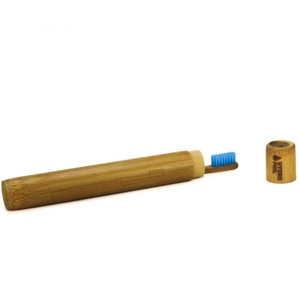 Hydrophil Zahnbürsten Etui Bambus