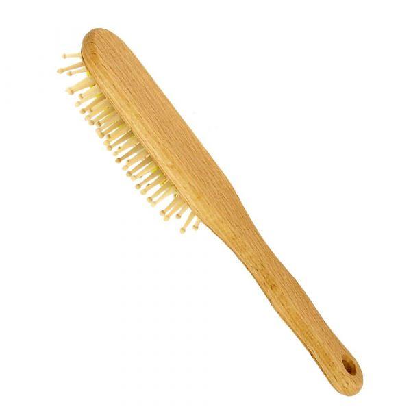 Försters Haarbürste länglich Holznop