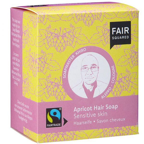 Fair Squared Hair Soap Apricot