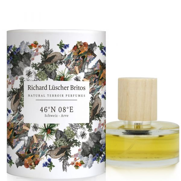 Farfalla 46°N 08°E Schweiz Arve Natural Terroir Perfum