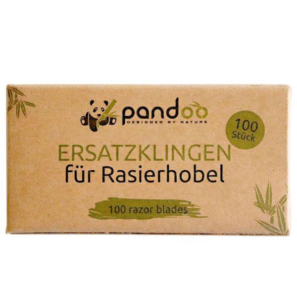 pandoo Rasierklingen Nachfüllpackung