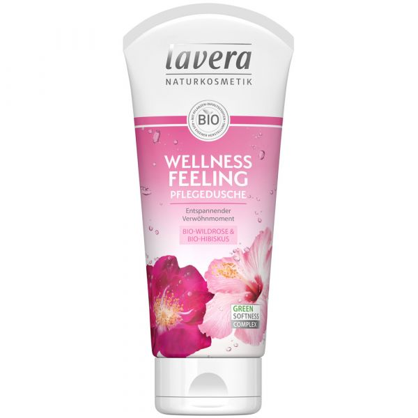 Lavera Pflegedusche Wellness Feeling